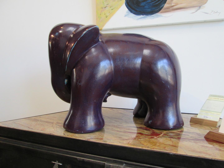 Gilles Quere - Elephant