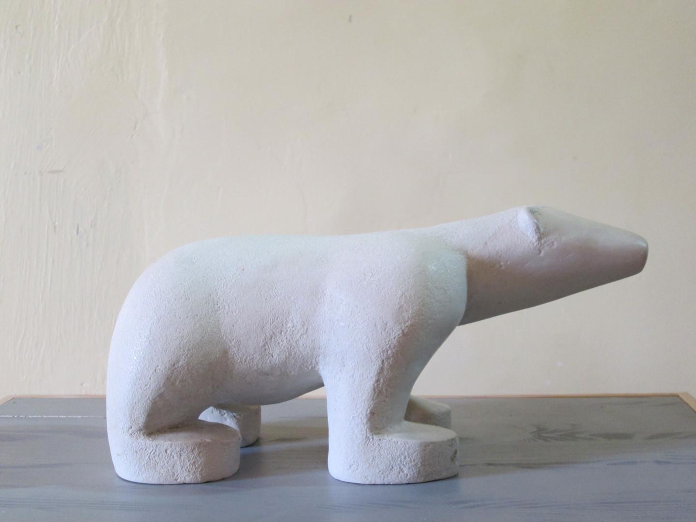 Gilles Quere - Petit ours blanc