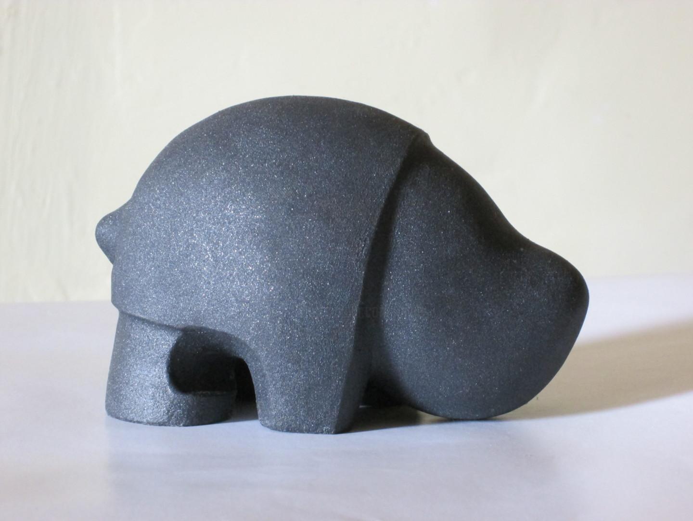 Gilles Quere - Petit rhino